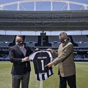 Botafogo bota reconstrução em primeiro plano e diz que ...