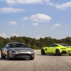 Aston Martin terá portfólio completo em retorno ao Brasil
