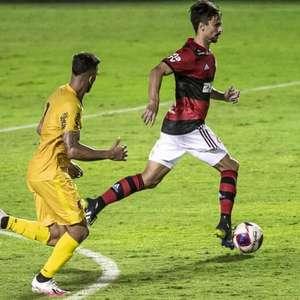 Rodrigo Caio celebra retorno ao Flamengo e tranquiliza ...