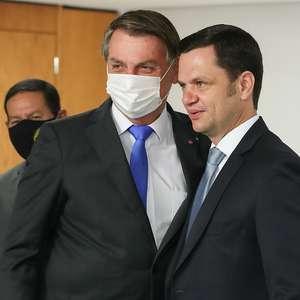 """Novo ministro da Justiça tem """"sua própria PF"""", diz Bolsonaro"""