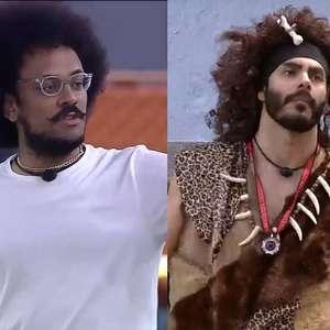 'BBB 21': João Luiz desabafa sobre comentário racista de ...