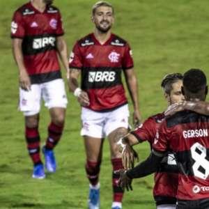 VÍDEO: assista aos cinco gols do Flamengo no atropelo ...
