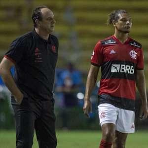 Ceni aponta a principal evolução do Flamengo e fala de ...