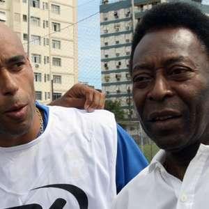 Edinho defende pai e justifica relação afetiva 'complicada' entre Pelé e Sandra: 'Ele leva uma fama injusta'