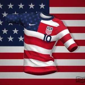 Como seriam as camisas das seleções inspiradas nas bandeiras?