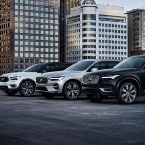 Volvo domina 71% das vendas de híbridos plug-in