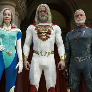O Legado de Júpiter: Nova série de super-heróis da ...