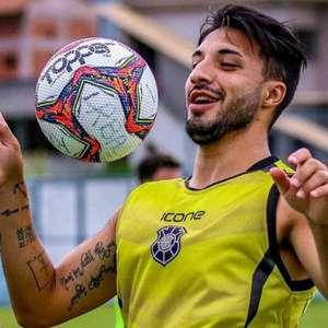 Vandinho crê nas chances do Rio Branco contra o Vitória ...