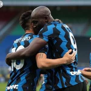 Inter vence Sassuolo e abre vantagem na ponta do Italiano