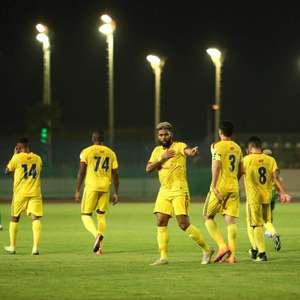 Muralha marca golaço e garante vitória do Al Hazem no Árabe