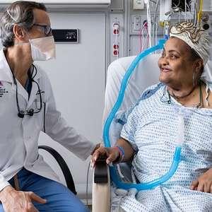 Transplante inédito de traqueia pode ajudar intubados ...