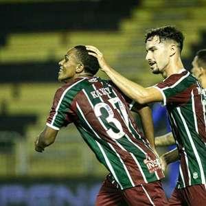 Fluminense goleia o Macaé e entra no G4 do Carioca