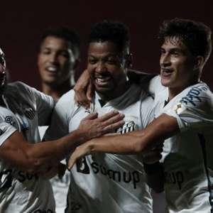 Santos consegue sua maior vitória na Argentina na ...