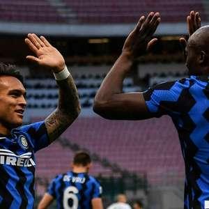 Dupla Lu-La funciona, Inter vence o Sassuolo em jogo ...
