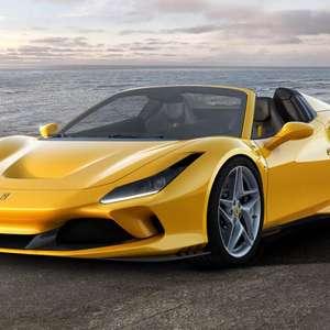 Ferrari foi a marca que mais cresceu em vendas no Brasil