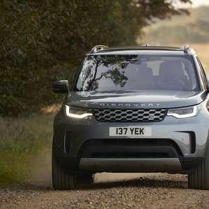 Land Rover Discovery muda visual e ganha novo motor diesel