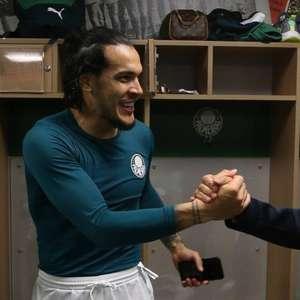 Em entrevista, Gómez compara Abel Ferreira com outros ...