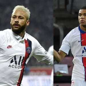 Leonardo atualiza renovações de contrato de Neymar e Mbappé