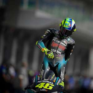 Rossi destaca dificuldades com pneus no Catar, mas vê ...