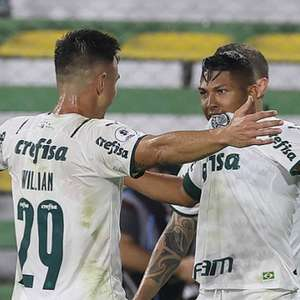 Palmeiras vence o Defensa y Justicia na ida da Recopa
