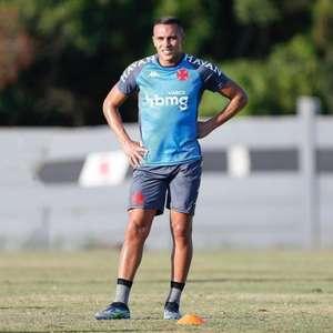 Léo Jabá comemora estreia pelo Vasco: 'Obrigado a todos ...