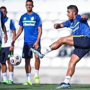Em Assunção, Grêmio encerra preparação para enfrentar o ...
