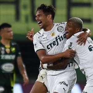 Scarpa mira título da Recopa após vitória do Palmeiras ...