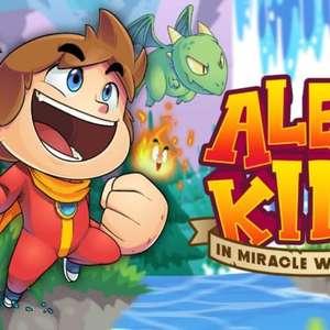 Alex Kidd in Miracle World DX chega em junho ao Brasil e ...