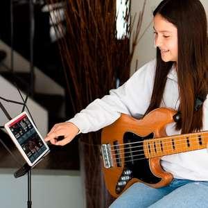 Soluções modernas de ensino musical via streaming surgem ...