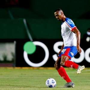 Zagueiro estreia pelo Bahia e celebra classificação: ...