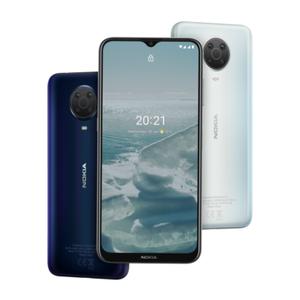Nokia G20 e G10 são lançados com bateria grande e update ...