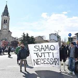 Itália tem mais 17.221 casos e 487 mortes por Covid