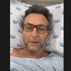 "Após cirurgia, Neto brinca: ""Dá para jogar no Corinthians"""
