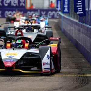 Fórmula E: Di Grassi pronto para o E-Prix de Roma