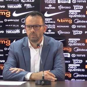 Diretor Financeiro do Corinthians revela redução de ...