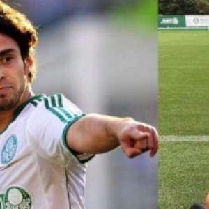 'Novo Valdivia' começa trajetória entre profissionais do Palmeiras
