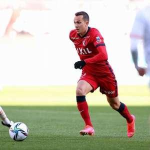Juan Alano é decisivo e Kashima Antlers vence na J-League