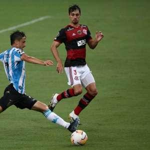 Com suspensões a cumprir, dois zagueiros desfalcam o Flamengo na estreia da Copa Libertadores