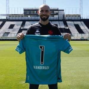 Regularizado, Vanderlei pode estrear pelo Vasco contra o ...