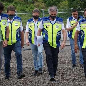 MotoGP visita obra enquanto ONU denuncia violações na ...