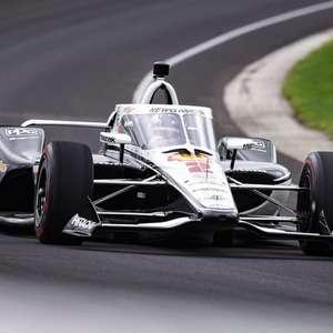 Newgarden lidera segundo dia de testes em Indianápolis. ...