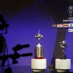 Confira como ficaram todos os grupos da Libertadores