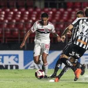 São Paulo avança em renovação de contrato de Rodrigo Nestor