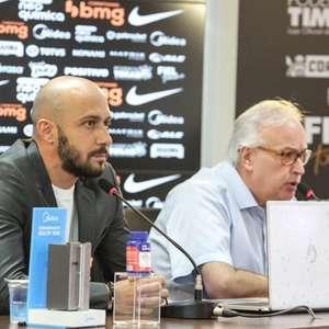 Dirigentes do Corinthians comentam quebra de protocolo ...
