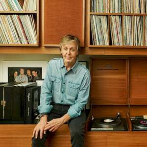 "Paul McCartney libera a faixa ""Slidin' (EOB Remix)"" de ..."