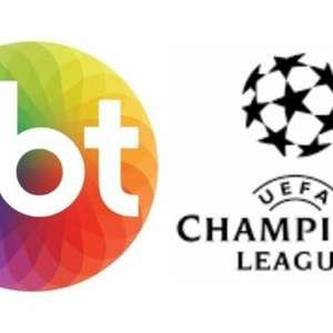 Diretor do SBT comemora aquisição da Liga dos Campeões: ...