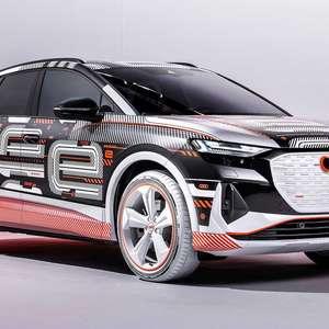 Audi Q4 e-tron será SUV elétrico anti-Tesla Model Y