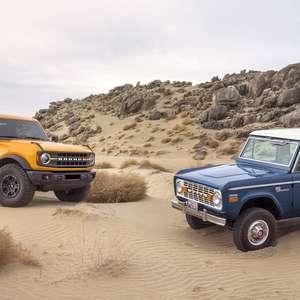 Ford Bronco: conheça a história do pai dos SUVs atuais