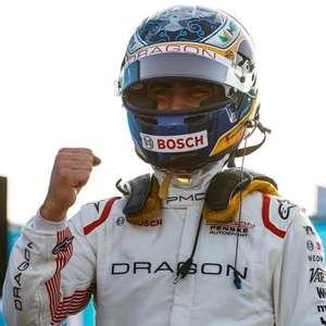 Sérgio Sette Câmara busca confirmação na Fórmula E