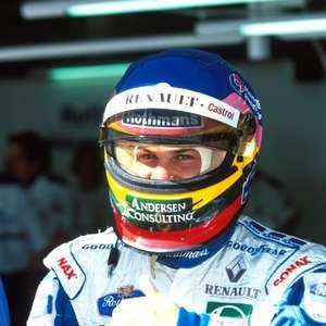 Villeneuve nega raiva de Schumacher por acidente em ...